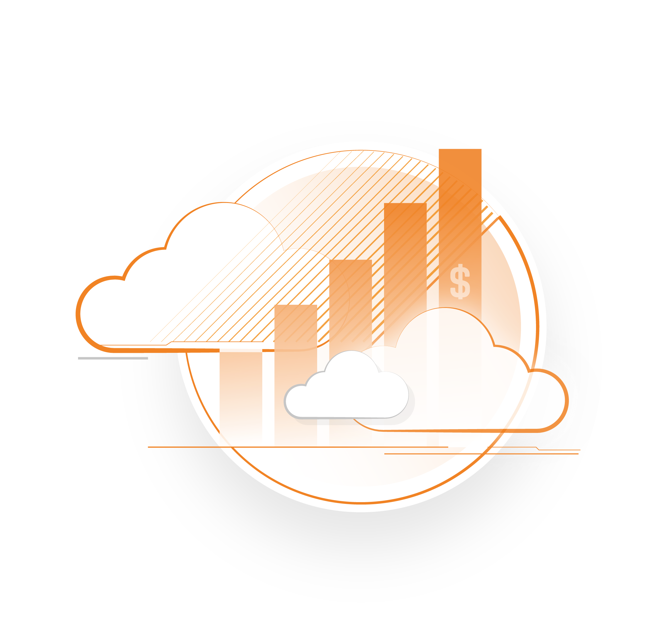 Efficiency increases with cloud solutions